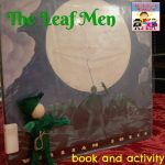 Leaf men book and activity