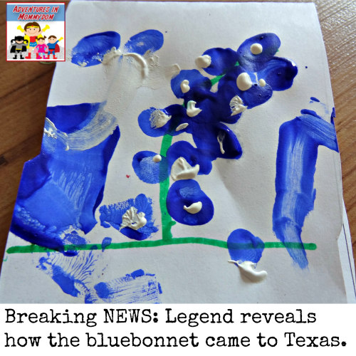 Legend of the Bluebonnet project
