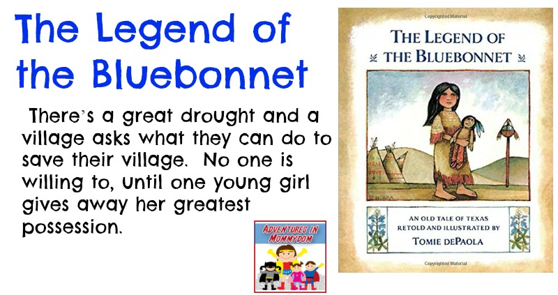 Legend of the bluebonnet book review