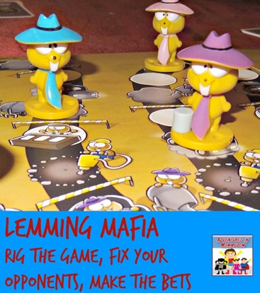 Lemming Mafia review