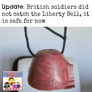 Liberty Bell craft