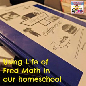Life of Fred math review