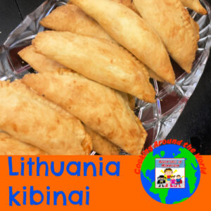 Lithuania recipe Europe cooking around the world geography