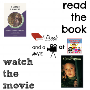 Little Princess book and a movie 7th 6th