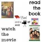 Little Women book and a movie 8th middle