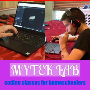 MYTEK LAB coding classes science high 10th engineering