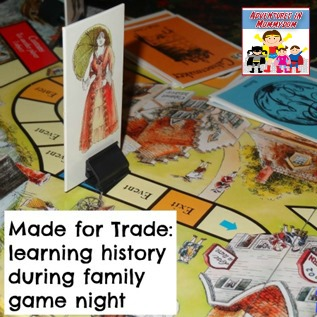 Made for Trade history game