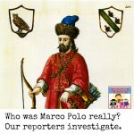 Marco Polo unit for elementary