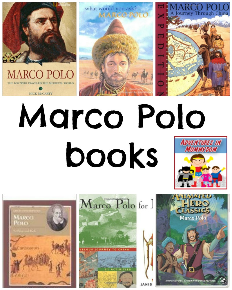 read the world of marco polo. Black Bedroom Furniture Sets. Home Design Ideas
