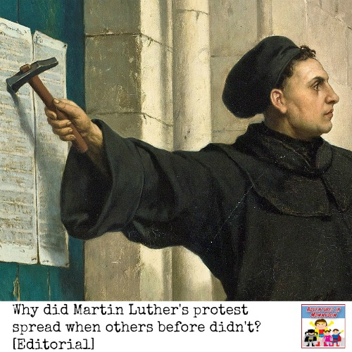 Martin Luther reformation successful