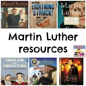 Martin Luther Resources