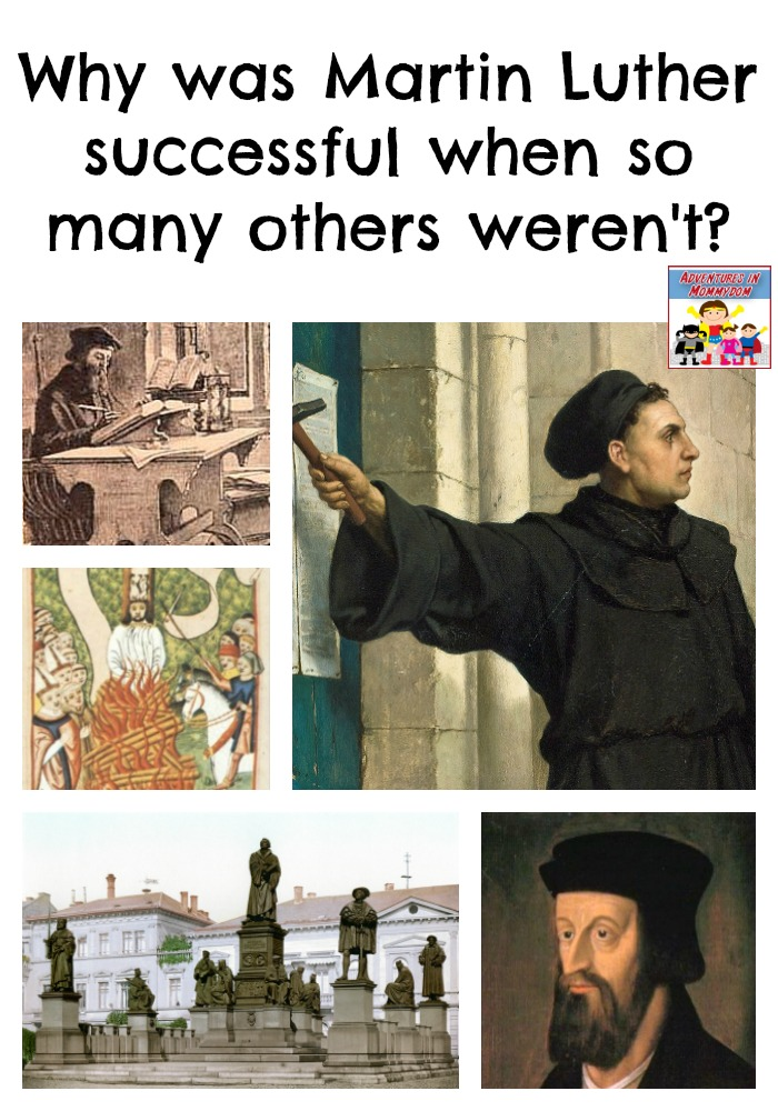 the early life and reformation of martin luther During his early years, whenever luther read what would become the famous reformation text—romans 1:17—his eyes were drawn not to the word faith, but to the word righteous.