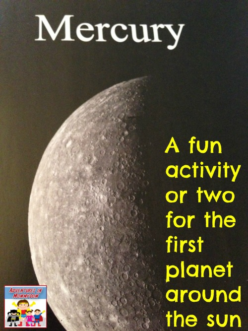 planet mercury for kids