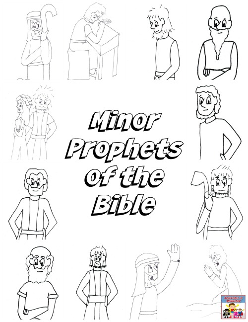 minor prophets of the Bible lesson
