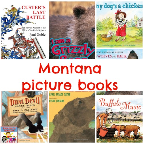 Montana picture books