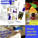 Moses and the 10 Plagues of Egypt activities