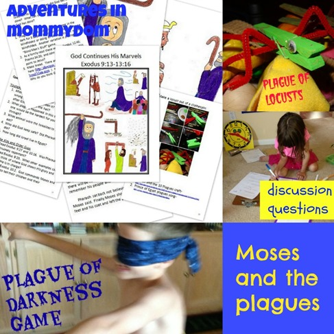 Moses and the plagues