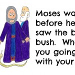 Would you respond to an unusual request? Lessons from Moses