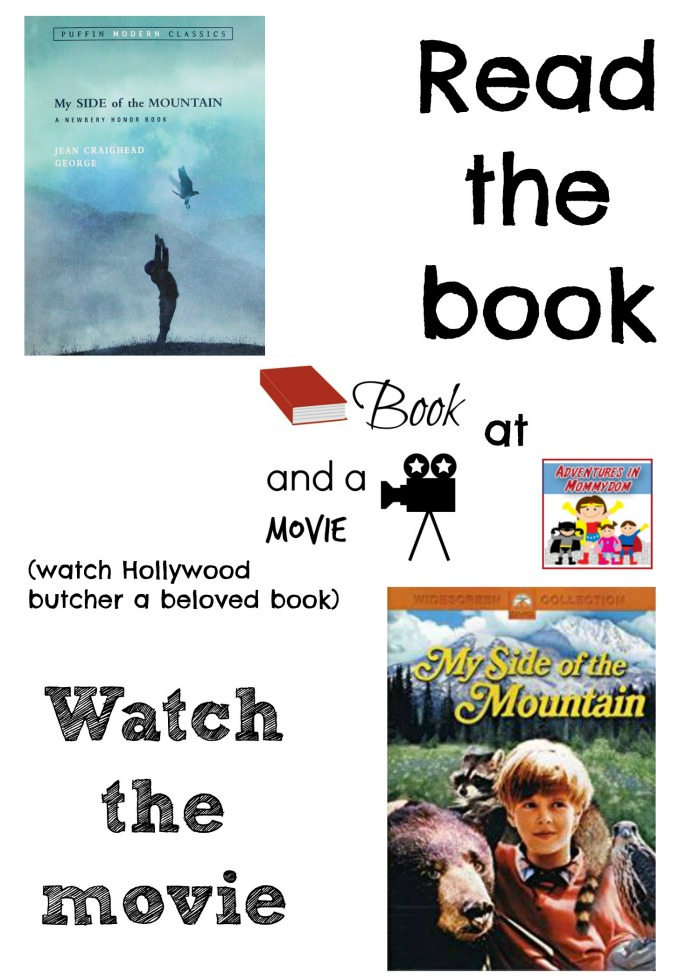 My Side of the Mountain book made into a movie