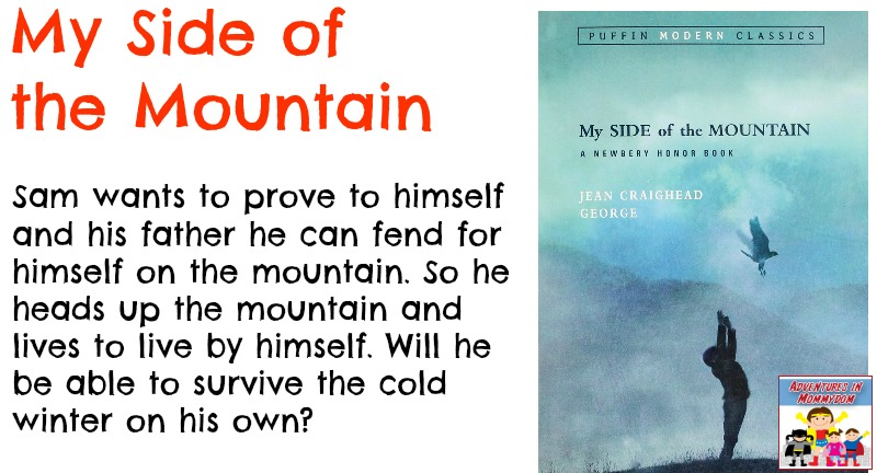 My Side of the Mountain book summary