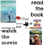 My side of the Mountain book and a movie feature