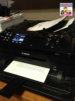 My best friend the printer scanner
