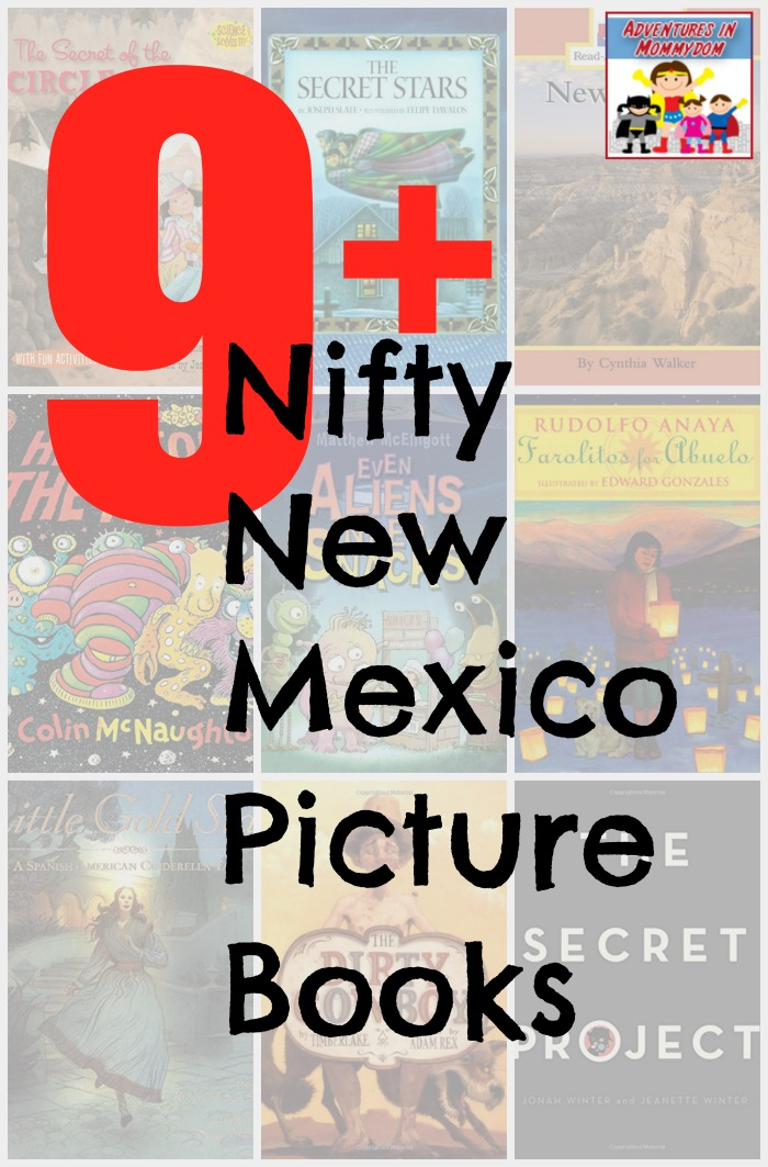 New Mexico picture books