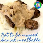 Not to be missed Danish meatballs