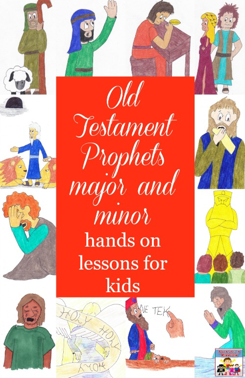 Old Testament prophets for kids