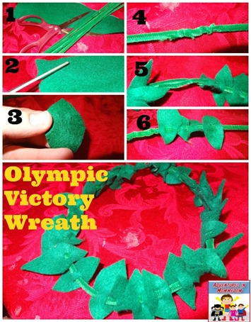 Olympic Victory Wreath