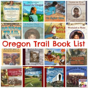 Oregon Trail book list