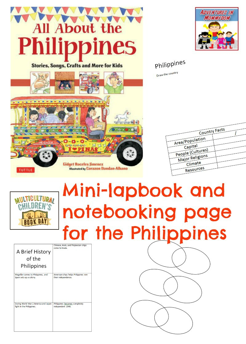 Philippines country study #ReadYourWorld
