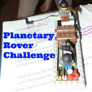 Design a moon rover