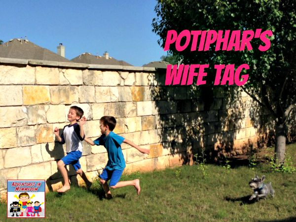 Potiphar's Wife Tag