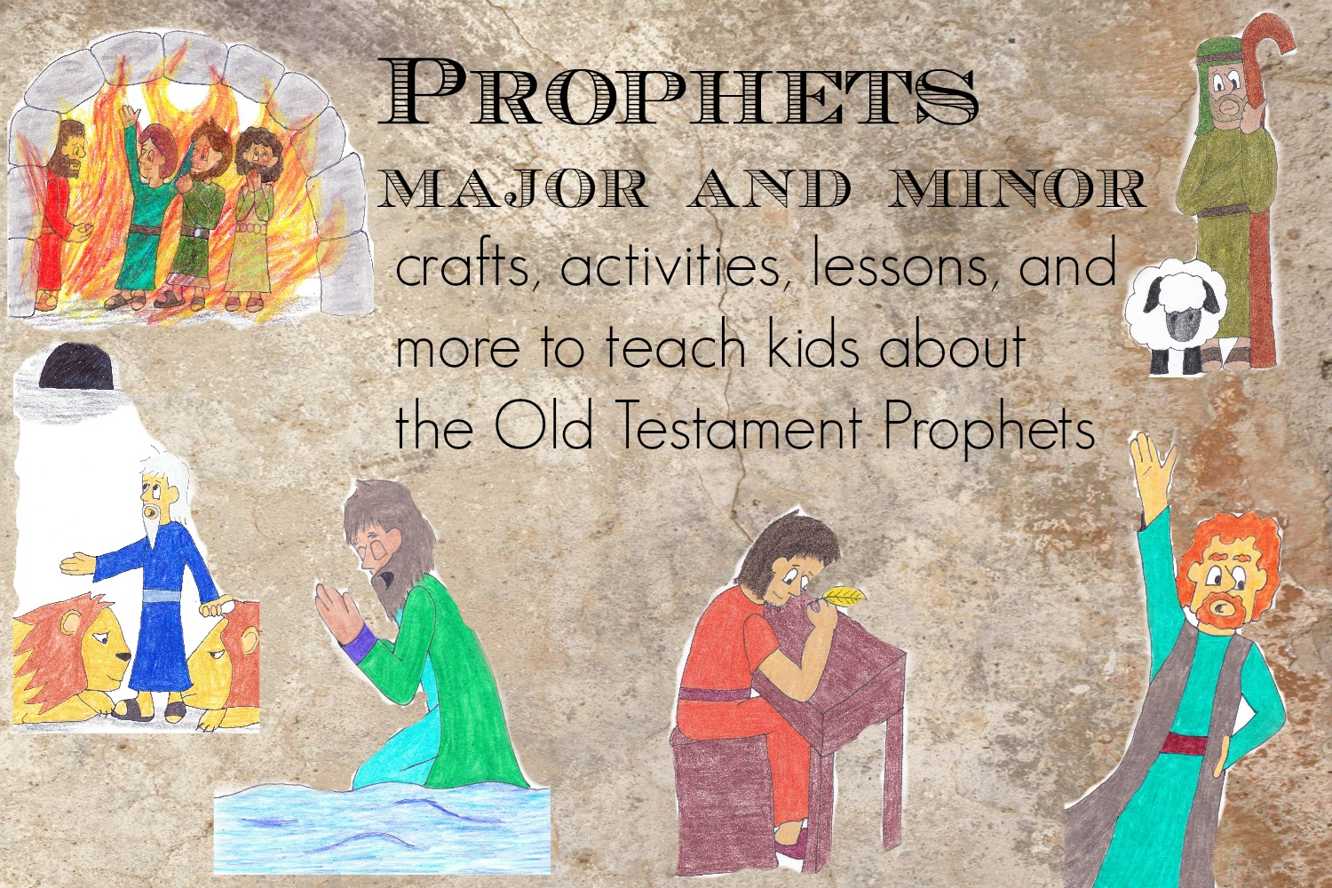 old testament prophets The prophets of the old testament and washing at various times, intended to be in force only until it should be time to reform them (heb 9:8-10.