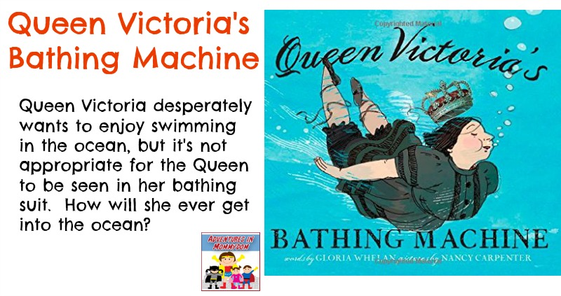 Queen Victoria's Bathing Machine book synopsis
