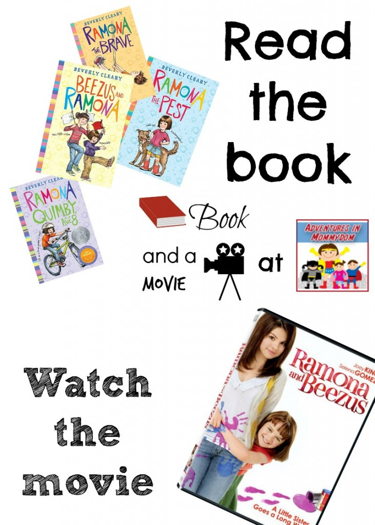 Ramona book and a movie