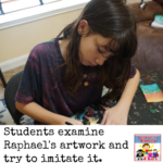 Raphael art project