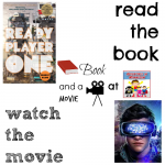 Ready Player One book and a movie feature 10th 9th high