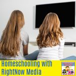 homeschholing with RightNow Media