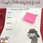 road to ammaeus simple bible study lesson