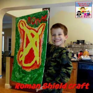 Roman shield craft