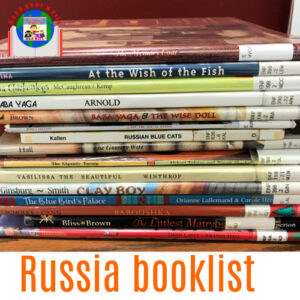 Russia booklist geography Europe 9th