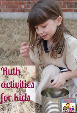 Ruth activities for kids