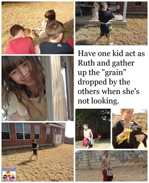 Ruth activity for kids