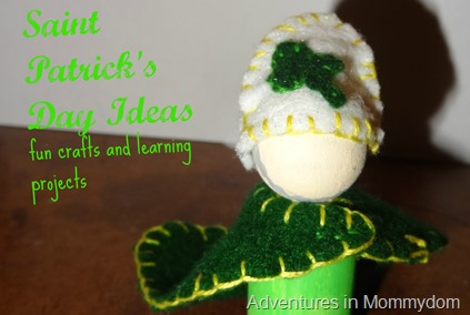 Saint Patrick's Day ideas