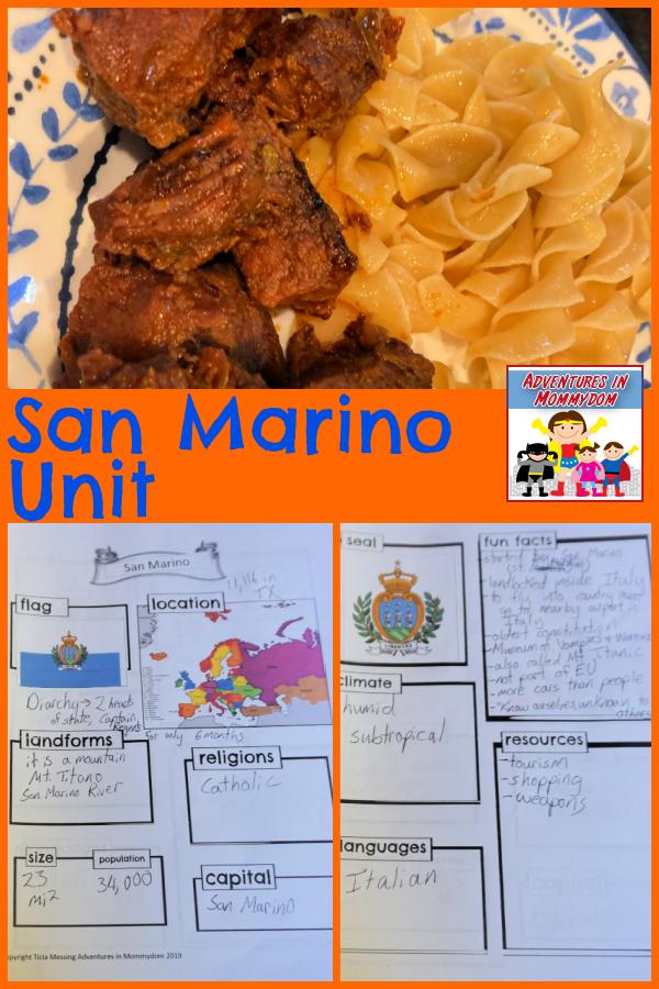 San Marino Unit