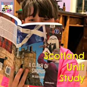 Scotland unit study for homeschool