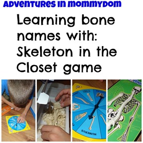 Skeleton in the Closet game