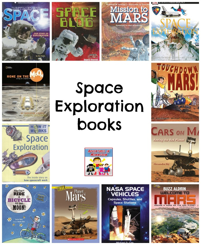 Space Exploration books